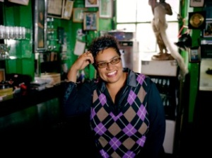 Jackie Kay - credit Mary McCartney - cleared for free UK use
